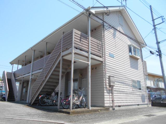 池田ハイツB 115号室の外観