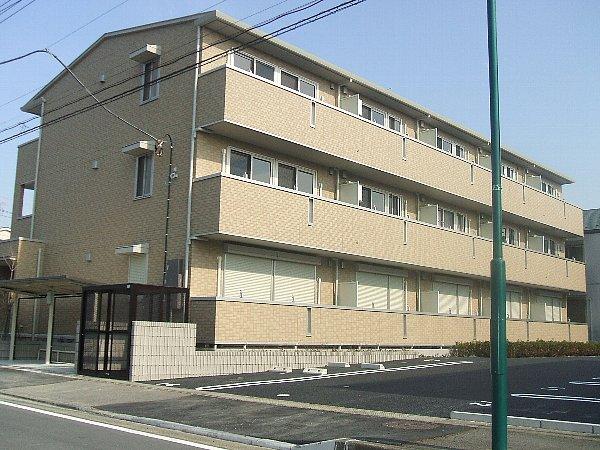 ヴァンヴィーブル早稲田 101号室の外観
