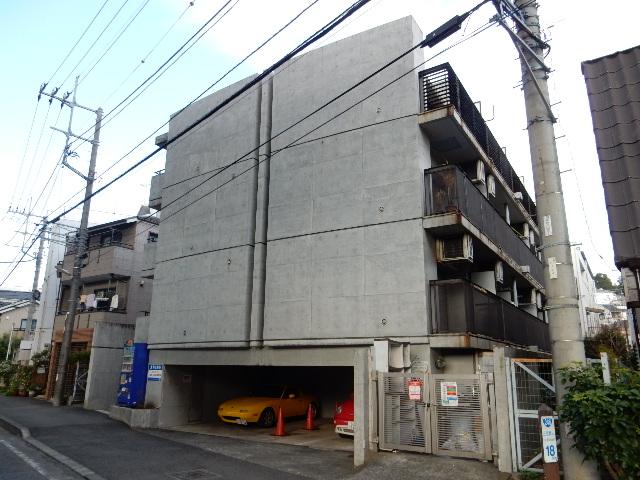 プレール宮崎台外観写真