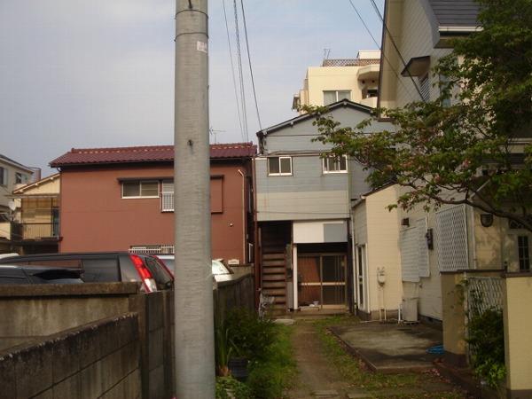 富士見荘 201号室の外観