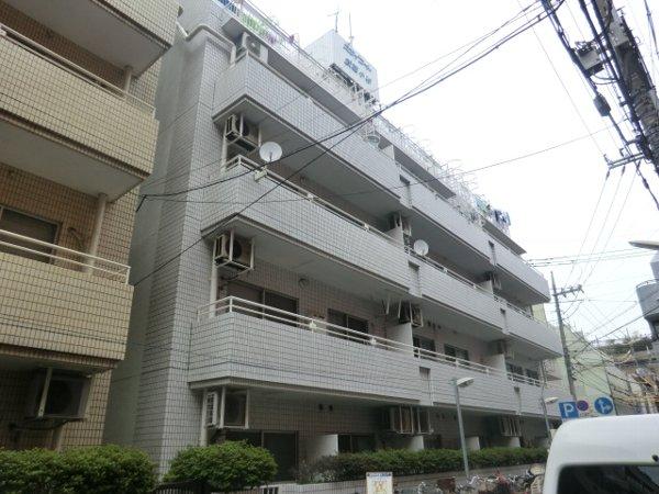 スカイコート武蔵小杉外観写真