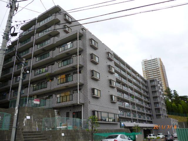 スカイパレス東戸塚 502号室の外観
