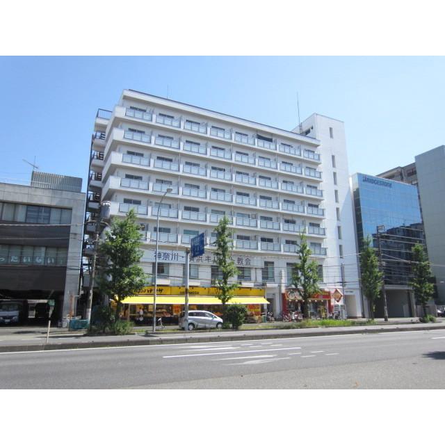 パピリオーテ西横浜外観写真