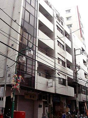 横浜ユニハイム外観写真