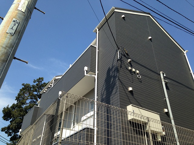 Casa Colina峰沢町 203号室の外観