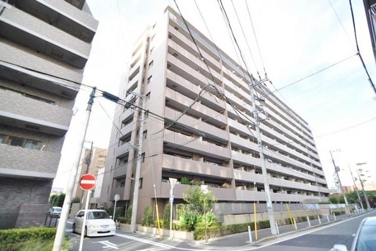 コスモシティ横浜石川町外観写真