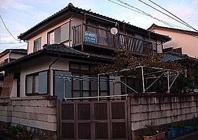 高木アパート外観写真