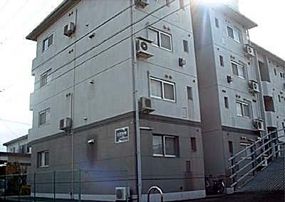 コーポ富士見台外観写真