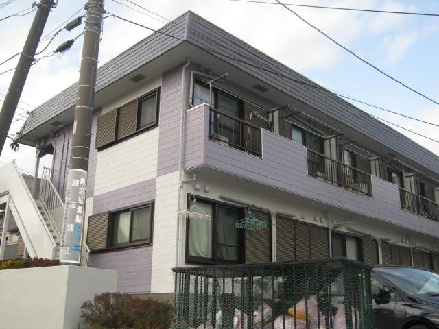 コーポカトレア(円行)外観写真