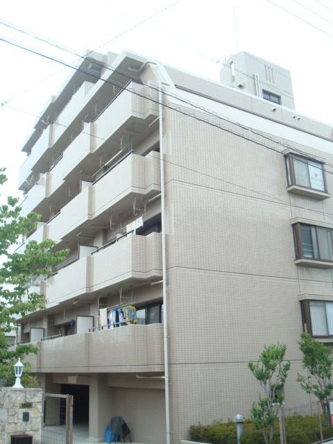 藤が丘第2ホフマンション外観写真