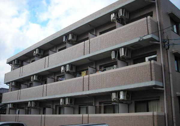 アルモニー晴丘 206号室の外観