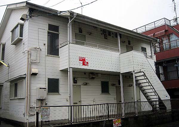 第一コーポ田中外観写真