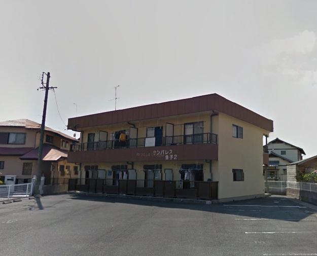 サンパレス金子2外観写真