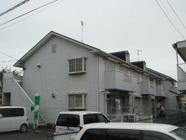 ハイネストキタ2 201号室の外観