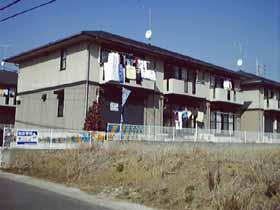 グローネ飯倉台 D外観写真