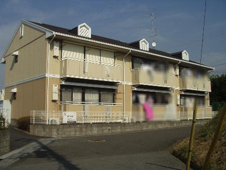 ファミールタヤマ A 102号室の外観