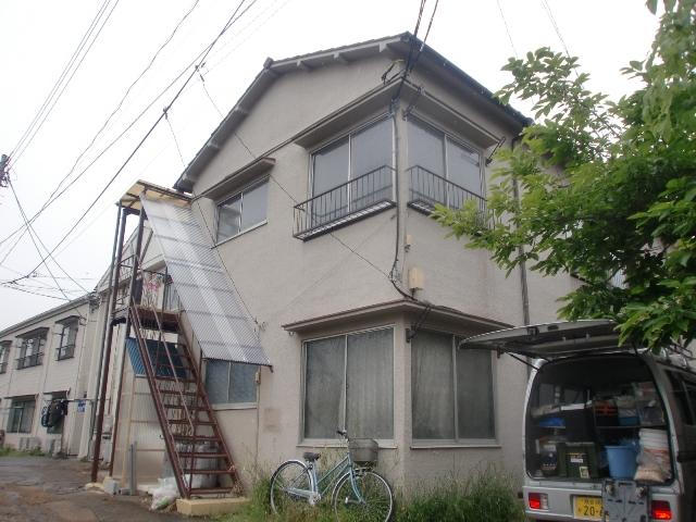 吉沢荘外観写真