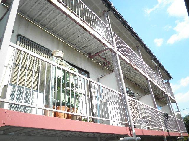 清和レジデンス2号棟 20A号室の外観