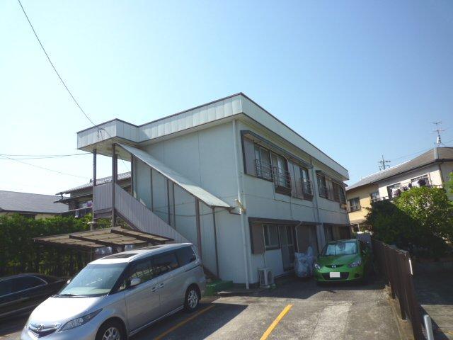 富士アパート外観写真