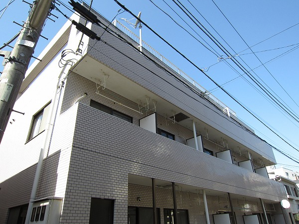 ローズマンション大澤外観写真