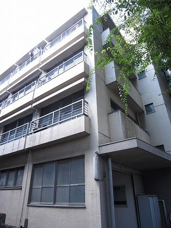 清風堂ビル外観写真