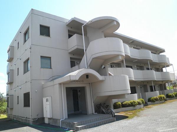内田マンションⅡ外観写真