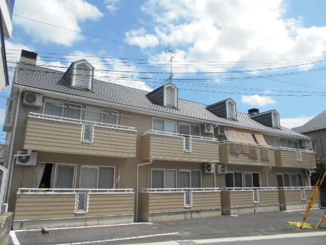 リッツハウス瀬戸川外観写真