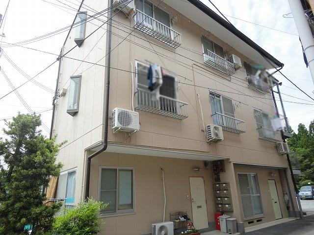 加賀山コーポ5外観写真
