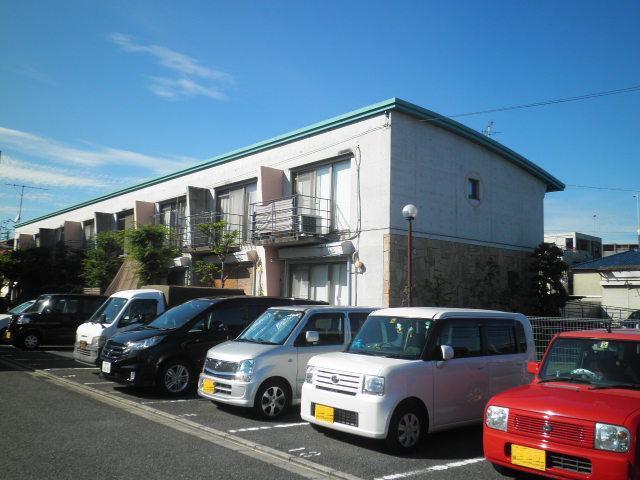綾園タウンハウス外観写真