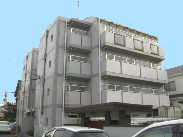 シャルマンフジ 久米田弐番館外観写真