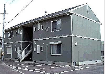 コスモ壱番館・弐番館外観写真