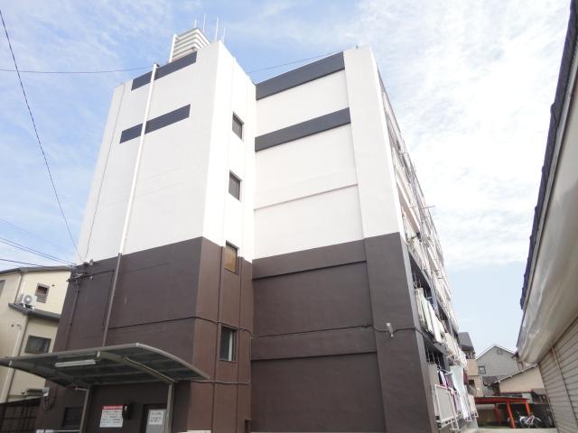 昭和町レジデンス外観写真
