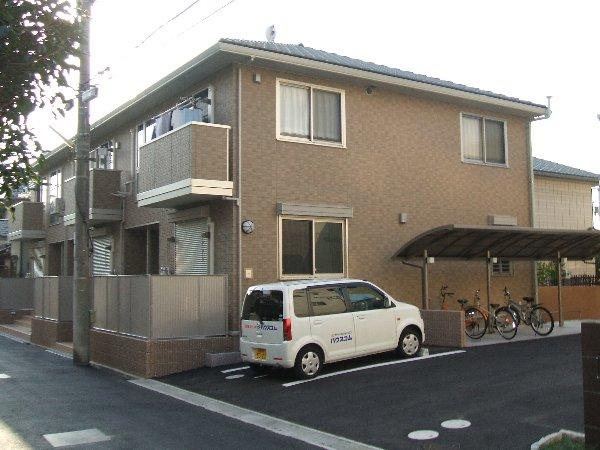 メゾン・二田外観写真