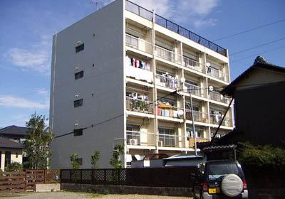 高田ビル 312号室の外観