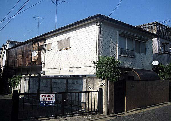 プログレス駒沢外観写真