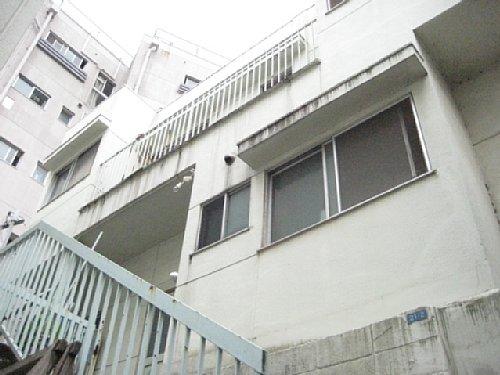 広瀬アパート外観写真