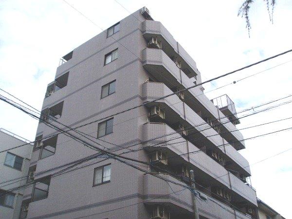 NICアーバンお花茶屋駅前通り外観写真