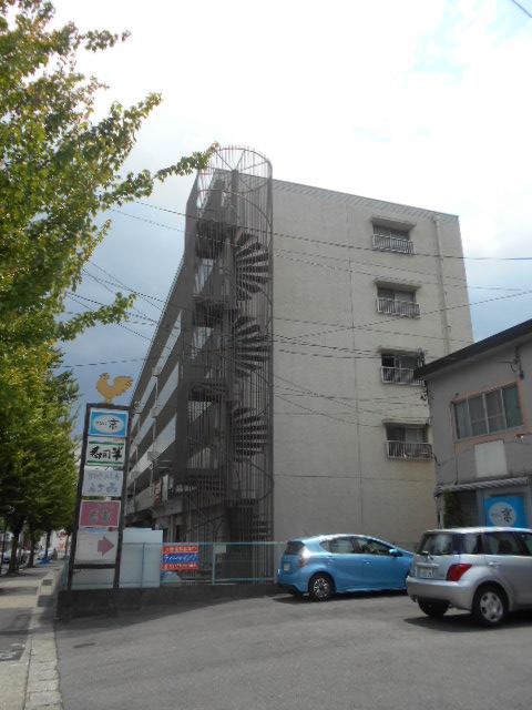 第2柴田ビル 507号室の外観