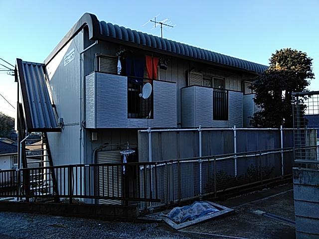 慶應フジビューハイツ外観写真