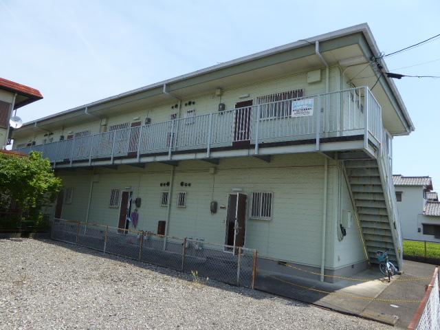 メゾン藪田 203号室の外観