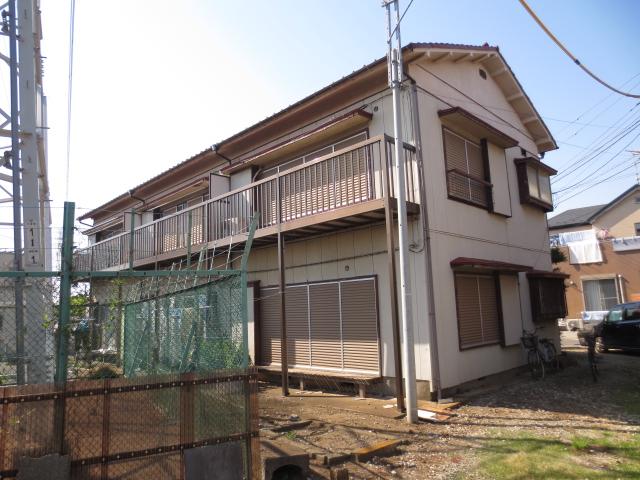 飯田コーポ外観写真