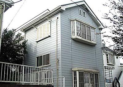 臼井パーソナルアパート外観写真