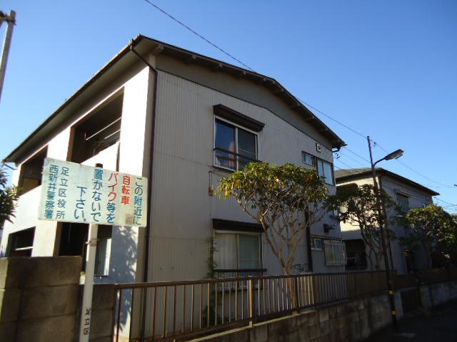 第一横山荘外観写真