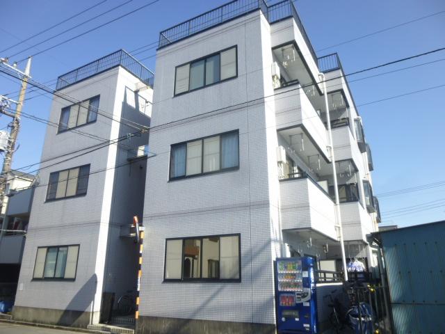 フィールズマンション2外観写真