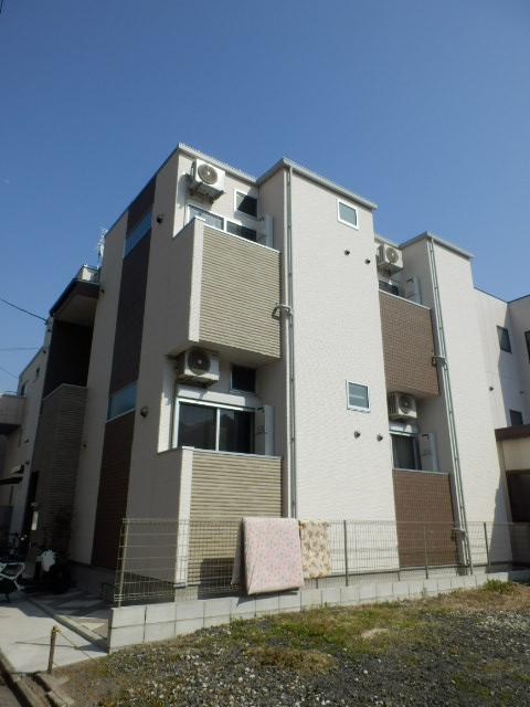 HaRuki荘外観写真