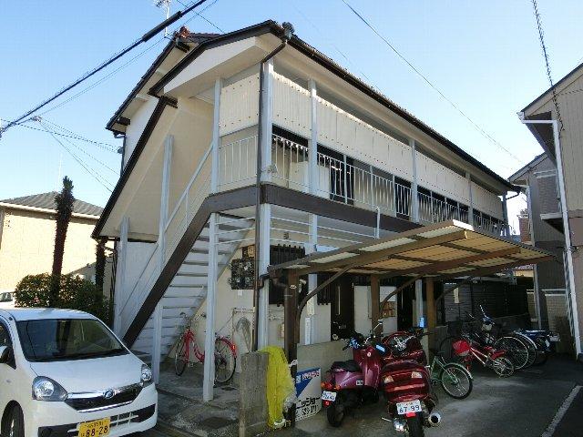 三ツ井荘外観写真