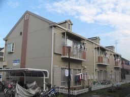 コズミックシティ宮沢第一B 202号室の外観
