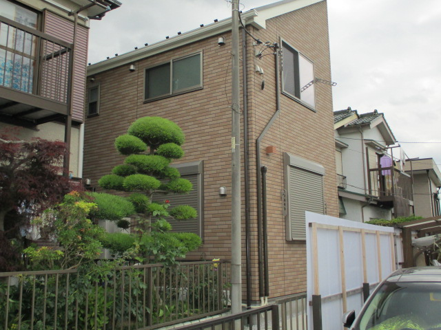 ヒルズ中田東外観写真