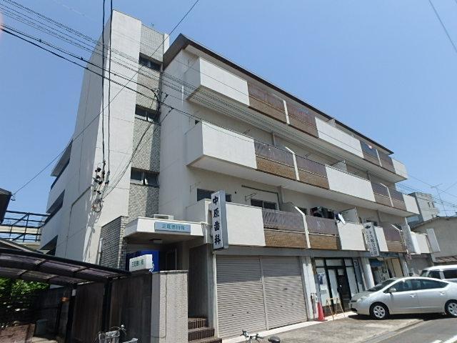 徳川園ウエストマンション外観写真