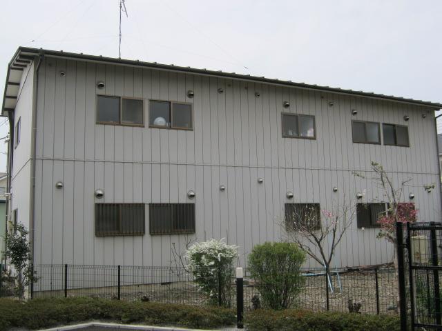 リバーコート菅原外観写真